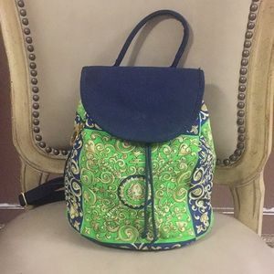 Authentic Versace Purse with Walet